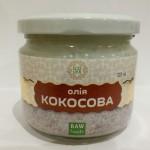 Кокосовое масло сыродавленное